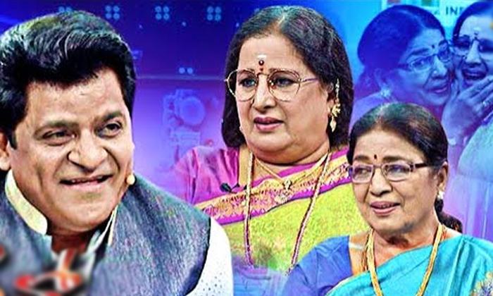 Alitho Saradaga Krishnaveni Comments About Child Marriage-పదేళ్లకే నాకు పెళ్లి చేశారు.. నటి కీలక వ్యాఖ్యలు..-Latest News - Telugu-Telugu Tollywood Photo Image-TeluguStop.com
