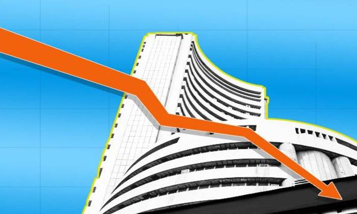 Sensex Loses 1700 Points Corona Effect-కరోనా ఎఫెక్ట్ భారీగా నష్టపోయిన సెన్సెక్స్..-General-Telugu-Telugu Tollywood Photo Image-TeluguStop.com