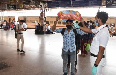 3 Railway Staff Among 14 Test Covid Positive At Patna Junction-Health Tips English-Telugu Tollywood Photo Image-TeluguStop.com