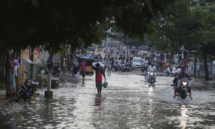 AP Might Receive Light To Heavy Rains In The Next 3 Days-Latest News English-Telugu Tollywood Photo Image-TeluguStop.com