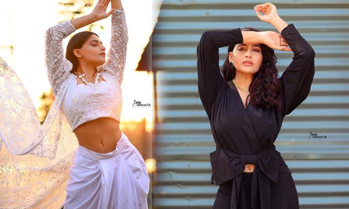 Actress Nishvika Naidu Glamours Images-telugu Actress Hot Photos Actress Nishvika Naidu Glamours Images - Telugu All M High Resolution Photo