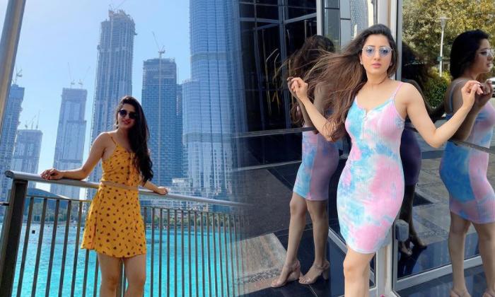 Actress Richa Panai Stunning Viral Images-telugu Actress Hot Photos Actress Richa Panai Stunning Viral Images - Telugu High Resolution Photo