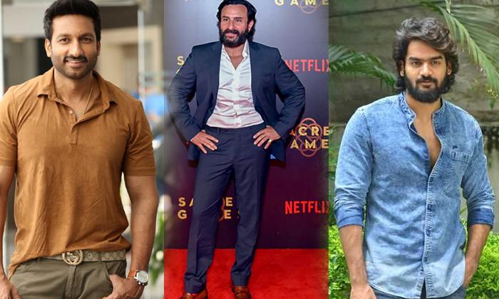Star Heros Movies Releasing This Year As Villains-TeluguStop.com