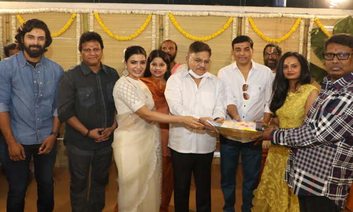 Samantha's 'Shakuntalam' Ropes In A Tamil Actress-Latest News English-Telugu Tollywood Photo Image-TeluguStop.com