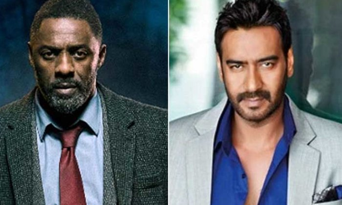 Ajay Devgn's To Remake The British Crime Drama 'Luther'-Latest News English-Telugu Tollywood Photo Image-TeluguStop.com