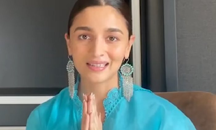 Alia Bhatt Wishes Pawan Kalyan And Vakeel Saab' Team In Telugu -Latest News - Telugu-Telugu Tollywood Photo Image-TeluguStop.com