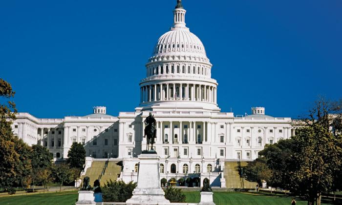 Telugu 2024, American President, Congress, Donald Trump, Donald Trump Tells Republican Donors He\\'ll Help Win Congress In 2024, Republican Donors, Trump Meetings-Telugu NRI