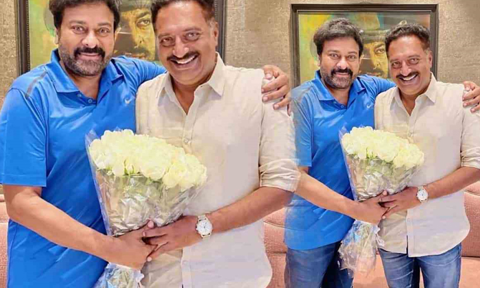 Chiru Appreciates Prakash Raj For Vakeel Saab'-Latest News English-Telugu Tollywood Photo Image-TeluguStop.com