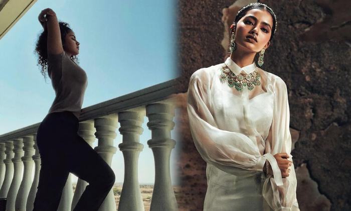 Anupama Parameswaran Latest Images-telugu Actress Hot Photos Anupama Parameswaran Latest Images - Telugu Actress And Sa High Resolution Photo