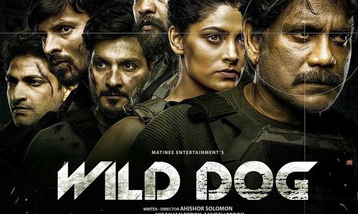 Streaming Alert: Nagarjuna's Wild Dog' Out On Netflix-Latest News English-Telugu Tollywood Photo Image-TeluguStop.com