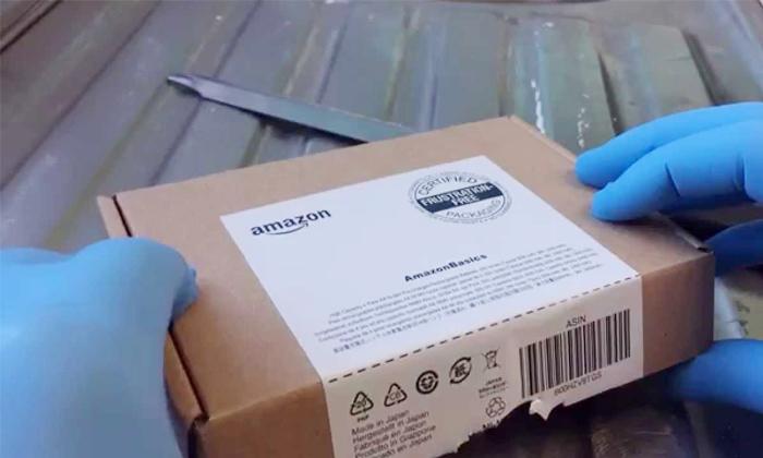 Badvel Person Ordered Hard Disk But Amazon Delivered Soaps To Him-హార్డ్ డిస్క్ ఆర్డర్ చేస్తే.. బట్టల సబ్బులు డెలివరీ వచ్చాయట..-General-Telugu-Telugu Tollywood Photo Image-TeluguStop.com