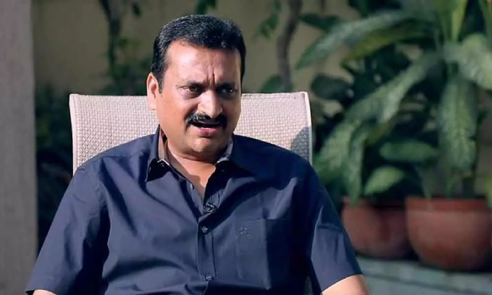 Bandla Ganesh Tests Positive For Covid-19 For The Second Time-Latest News - Telugu-Telugu Tollywood Photo Image-TeluguStop.com
