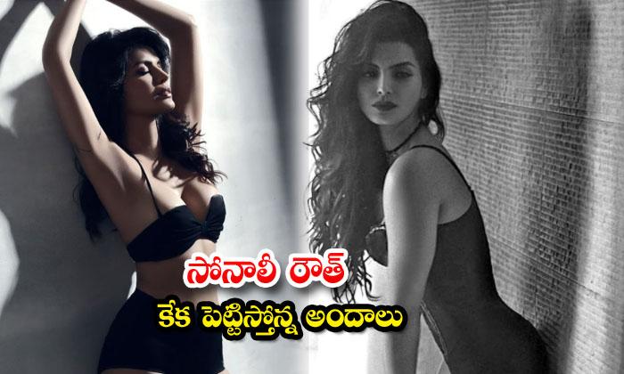 Bollywood Actress Sonali Raut Hot Images-సోనాలీ రౌత్ కేక పెట్టిస్తోన్న అందాలు-telugu Actress Hot Photos High Resolution Photo