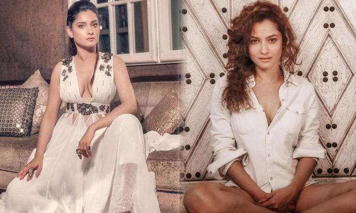 Bollywood television actress ankita lokhande mind blowing pictures-అంకితా లోఖండే అందాల విందు