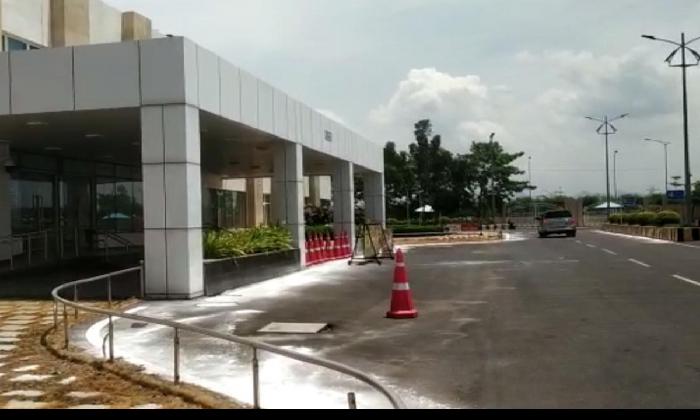 60 Employees In AP Secretariat Tests Corona Positive -Latest News English-Telugu Tollywood Photo Image-TeluguStop.com
