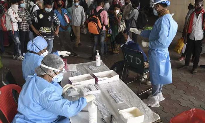 India Sets New Record For Corona Virus Cases-కరోనా వైరస్ కేసుల విషయంలో సరికొత్త రికార్డు సృష్టించిన ఇండియా..-General-Telugu-Telugu Tollywood Photo Image-TeluguStop.com
