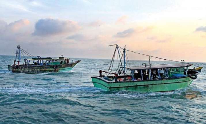 Fishing Ban Will Be For 61 Days This Year In AP -Latest News English-Telugu Tollywood Photo Image-TeluguStop.com