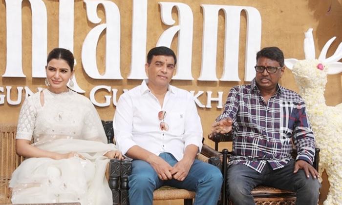 Gunasekhar Have Corona Positive Shaakuntalam Shooting Postponed-గుణశేఖర్ కి కరోనా పాజిటివ్… శాకుంతలం షూటింగ్ వాయిదా-Latest News - Telugu-Telugu Tollywood Photo Image-TeluguStop.com