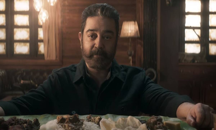 Kamal Haasan Plays Police Officer Role In Vikram Movie-విక్రమ్ లో పోలీస్ ఆఫీసర్ గా కమల్ హాసన్… 15 ఏళ్ల తర్వాత అలాంటి పాత్రలో-Latest News - Telugu-Telugu Tollywood Photo Image-TeluguStop.com