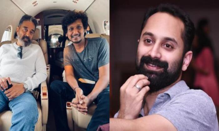 Kamal Hassan Joins Vikram Movie Shooting-పోలింగ్ అయిన నెక్స్ట్ డే షూటింగ్ లో జాయిన్ అయిన కమల్ హసన్-Latest News - Telugu-Telugu Tollywood Photo Image-TeluguStop.com