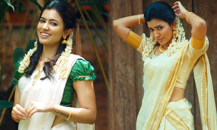 Kollywood Model And Actress Anju Kurian Stunning Poses - Telugu Anju Kurian Latest News Pics Poses Stills New Photos Ro High Resolution Photo