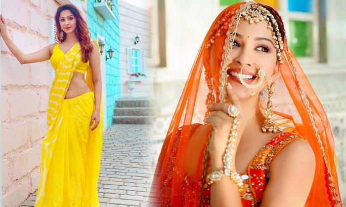 Latest Pictures Of Actress Eshanya Maheshwari Shake Up The Show Social Media-telugu Actress Hot Photos Latest Pictures O High Resolution Photo