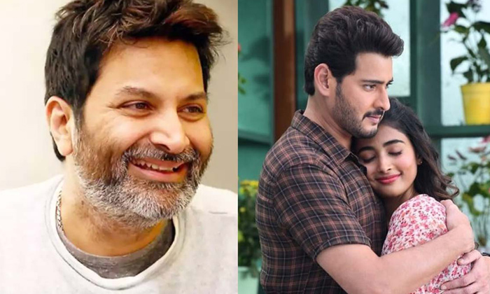 Mahesh, Pooja Hegde & Trivikram Teaming Up For A Film-Latest News English-Telugu Tollywood Photo Image-TeluguStop.com