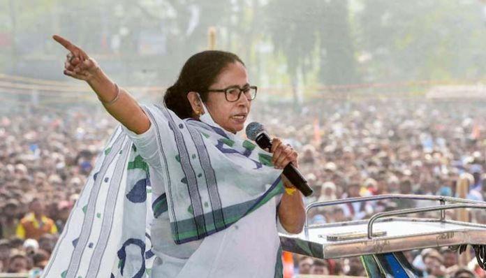 Mamata Banerjee Challenges Modi In Election-ఎన్నికల ప్రచారంలో మోడీకి సవాల్ విసిరిన మమతా బెనర్జీ.. -Breaking/Featured News Slide-Telugu Tollywood Photo Image-TeluguStop.com