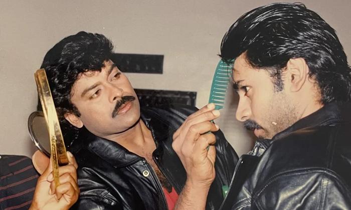 Chiru Tweets Saying He Can't Wait To Watch Vakeel Saab'-Latest News English-Telugu Tollywood Photo Image-TeluguStop.com