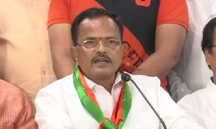 Senior BJP Leader Motkupalli Narasimhulu Is In Critical Condition -Latest News - Telugu-Telugu Tollywood Photo Image-TeluguStop.com