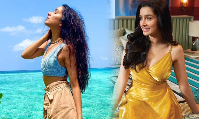 Mumbai Model And Actress Shraddha Kapoor Hot Glamorous Images-శ్రద్ధా కపూర్ బ్యూటిఫుల్ ఫొటోస్-telugu Actress Hot Photos High Resolution Photo