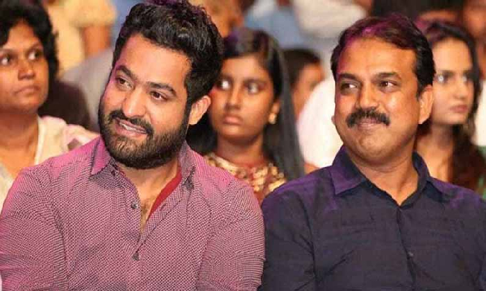 #NTR 30 Under Koratala Shiva's Direction NTR Fans Are Excited -Latest News English-Telugu Tollywood Photo Image-TeluguStop.com