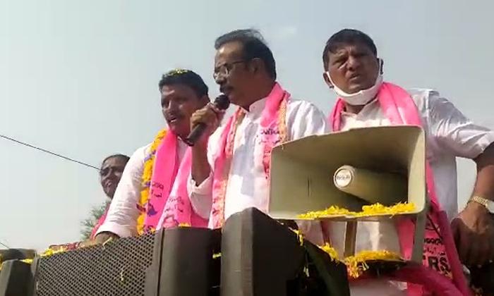 Nagarjuna Sagar By Election Turned Into A Battlefiel-రణరంగంగా మారిన నాగార్జున సాగర్ ఉపఎన్నిక.. -Breaking/Featured News Slide-Telugu Tollywood Photo Image-TeluguStop.com