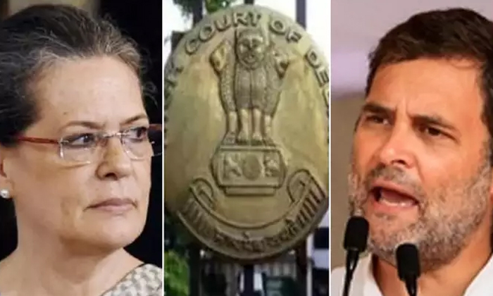Delhi High Court Gives Deadline To Sonia Rahul Gandhi In National Herald Case-TeluguStop.com