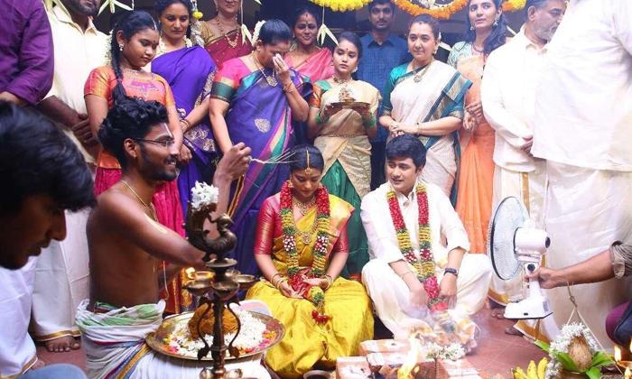Rahul Ravindran And Aishwarya Rajesh In The Critically Acclaimed Malayalam Film Remake-TeluguStop.com