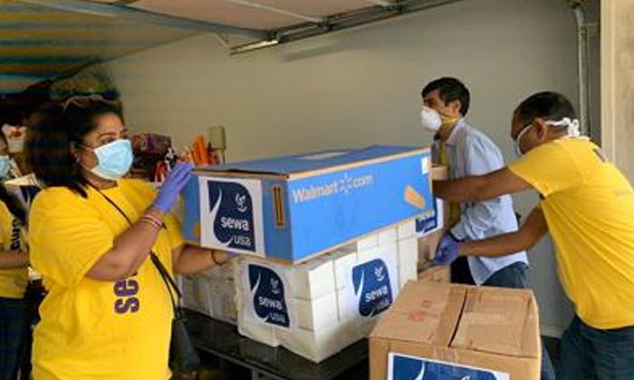 Indian American Group Sending 400 Oxygen Concentrators Raising 5 Million For India Covid Crisis-TeluguStop.com