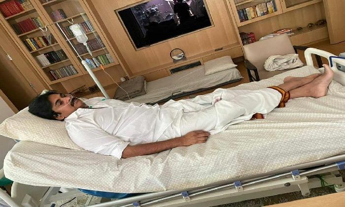 Breaking: Powerstar Pawan Kalyan Testes Corona Positive -Latest News - Telugu-Telugu Tollywood Photo Image-TeluguStop.com