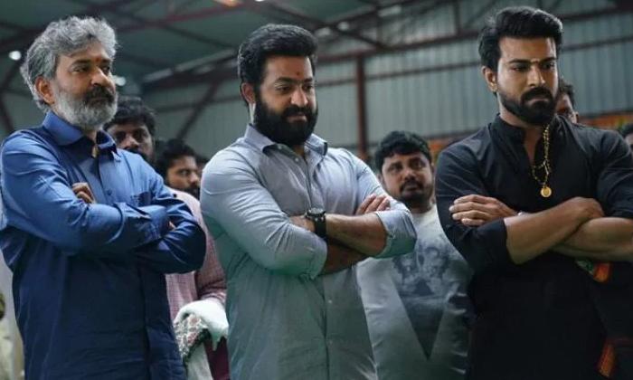 Rajamouli Ntr And Ram Charan Remuneration For Rrr Movie-TeluguStop.com