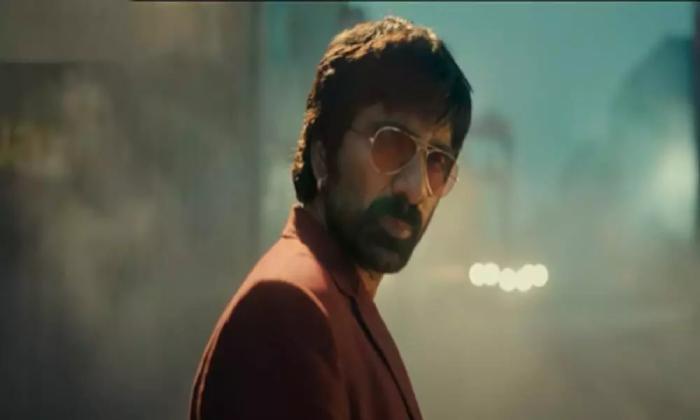 Teaser Talk: Ravi Teja's Khiladi' Teaser Is Out -Latest News English-Telugu Tollywood Photo Image-TeluguStop.com