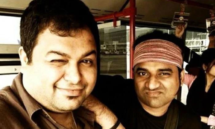 Tollywood Music Directors Who Worked In Bollywood-తెలుగు సంగీత దర్శకులు బాలీవుడ్ లో చేసిన సినిమాలు ఏంటో తెలుసా..-Latest News - Telugu-Telugu Tollywood Photo Image-TeluguStop.com