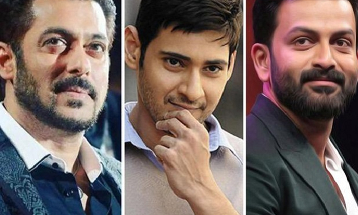 Salman, Mahesh, Prithviraj Join Hands For Major' Teaser Launch-Latest News English-Telugu Tollywood Photo Image-TeluguStop.com