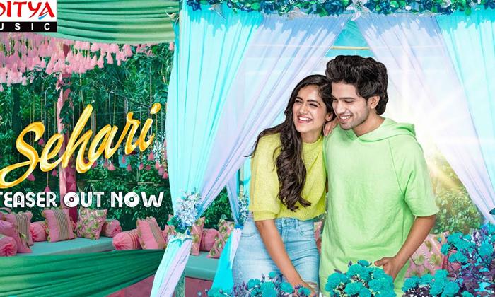 Teaser Talk: 'sehari' Has An Interesting Concept-TeluguStop.com