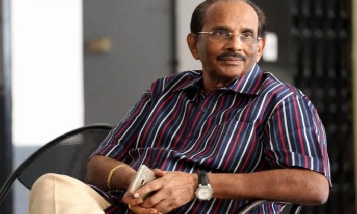 Star Writer Vijayendra Prasad Have Corona Positive-స్టార్ రచయిత విజయేంద్రప్రసాద్ కి కరోనా పాజిటివ్-Latest News - Telugu-Telugu Tollywood Photo Image-TeluguStop.com