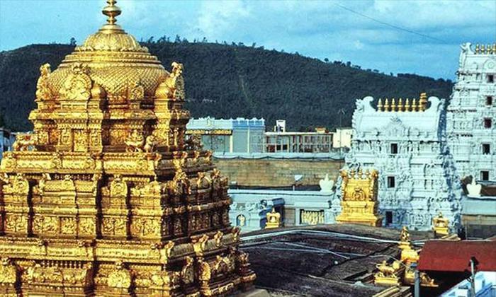 Ttd Halt Sarva Darshanam Tokens Due To Corona-కరోనా సెకండ్ వేవ్ నేపథ్యంలో టీటీడీ కీలక నిర్ణయం-Breaking/Featured News Slide-Telugu Tollywood Photo Image-TeluguStop.com
