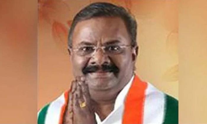 Congress Candidate Dies Of Covid 19-కాంగ్రెస్ నేతను కబళించిన కరోనా.. -Breaking/Featured News Slide-Telugu Tollywood Photo Image-TeluguStop.com