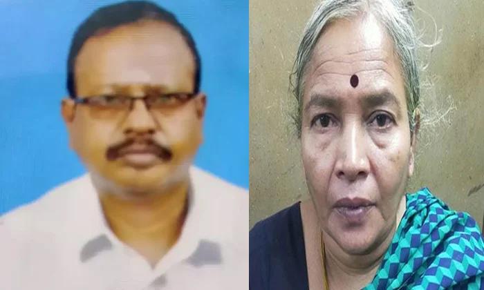 Woman Brutally Killed Her Husband For Insurance Money In Tamil Nadu-ఇదెక్కడి దారుణం మావా : భర్తని చంపితే 3 కోట్లు ఇన్సూరెన్స్ వస్తుందని భార్య ఏకంగా…-Latest News - Telugu-Telugu Tollywood Photo Image-TeluguStop.com