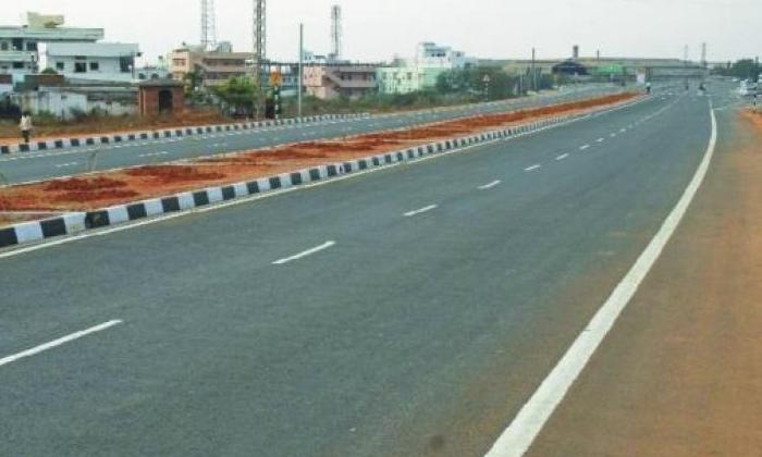 Central Govt Declares Two Roads In Telangana As National Highways-తెలంగాణలోని రెండు రహదారుల్ని నేషనల్ హైవేలుగా ప్రకటించిన కేంద్రం.. -Breaking/Featured News Slide-Telugu Tollywood Photo Image-TeluguStop.com