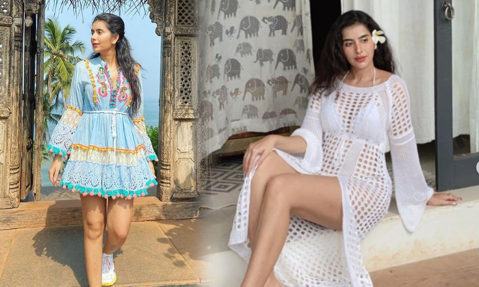 Television Actress Charu Asopa Spicy Images-telugu Actress Hot Photos Television Actress Charu Asopa Spicy Images - Telu High Resolution Photo