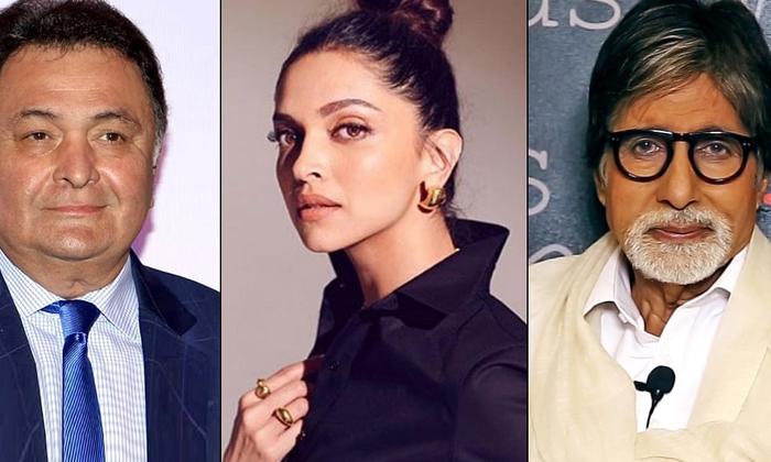 Big B Replaces Late Rishi Kapoor In 'The Intern'-Latest News English-Telugu Tollywood Photo Image-TeluguStop.com