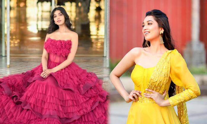 These Glamorous Hd Pictures Of Actress Digangana Suryavanshi-telugu Actress Hot Photos These Glamorous Hd Pictures Of Ac High Resolution Photo